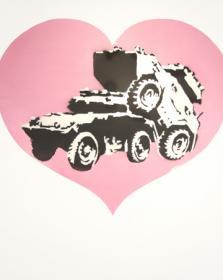 Banksy, War Boutique:Banksy   War Boutique