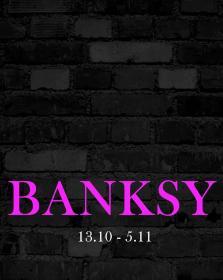 Banksy | 13.10-05.11