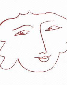 Matisse, Florilege des Amours de Ronsard at Andipa, London