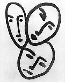 Henri Matisse:Works on Paper 1908-1952