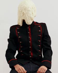 Soren Dahlgaard:London Dough Portraits