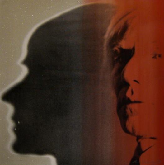 Andy Warhol:The Shadow (II.267)