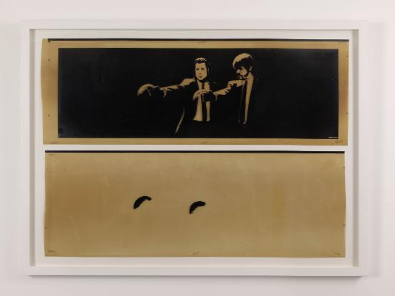 Banksy:Pulp Fiction