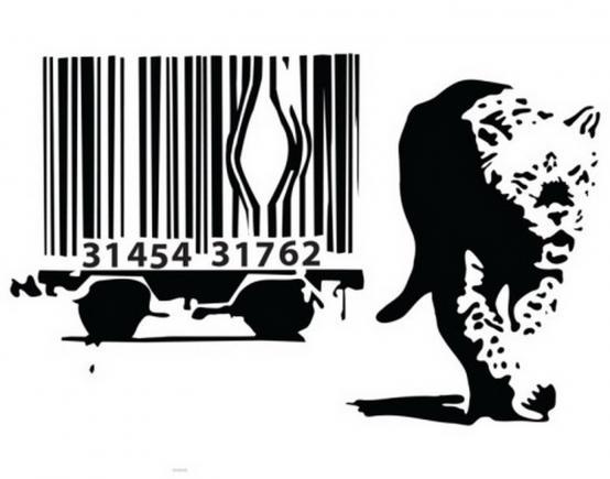 Banksy:Barcode