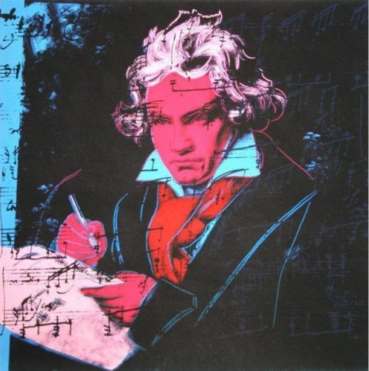 Andy Warhol:Beethoven, F & S II.392