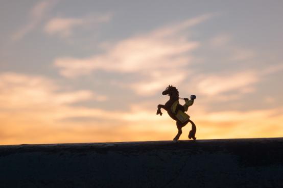 Slinkachu:Born Free