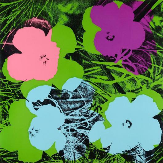 Andy Warhol:Flowers, F & S II.64