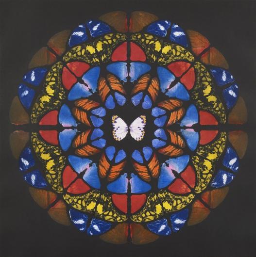 Damien Hirst:Belfry (Sanctum)