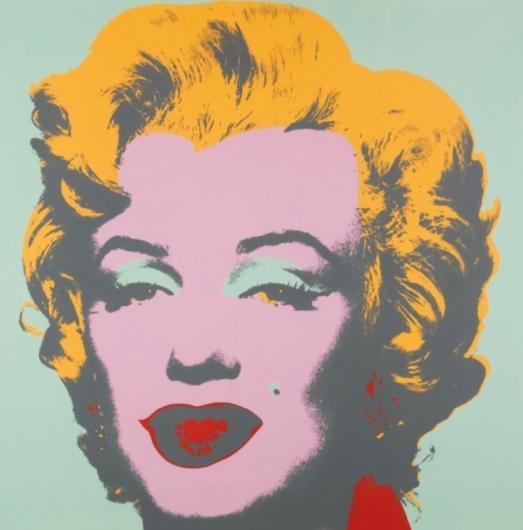 Andy Warhol:Marilyn Monroe (Marilyn), F & S II.23