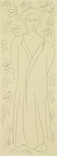 Henri Matisse:La Persane