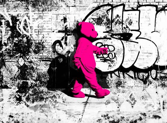 Paul Robinson:Williams-Bear-G