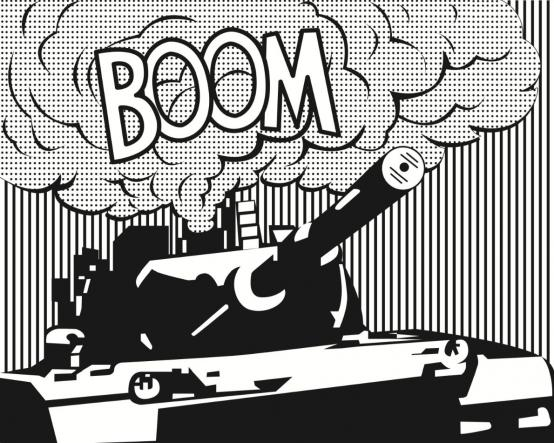 War Boutique:BOOM