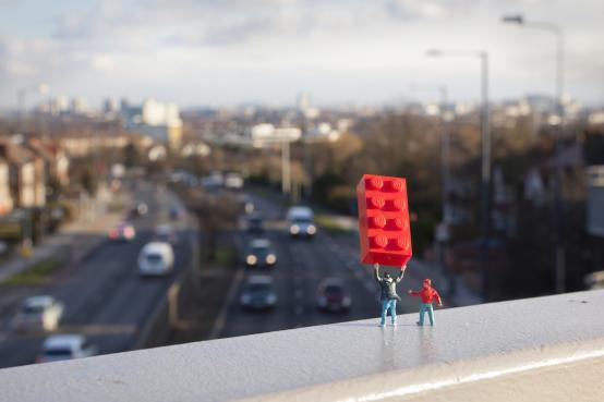 Slinkachu:Boys Own Adventures