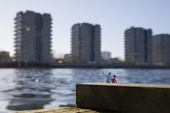 Slinkachu:One Day Son