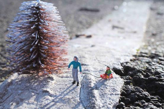 Slinkachu:Wonderland