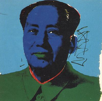 Andy Warhol:Mao (FS II.99)