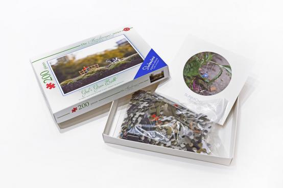 Slinkachu:Deluxe Exhibition Set