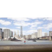 Slinkachu:Skyscraping