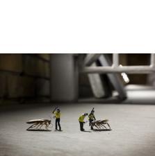 Slinkachu:Animals