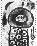 Joan Miro:Works on Paper and Rare Graphics