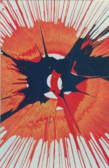 Damien Hirst:Spin