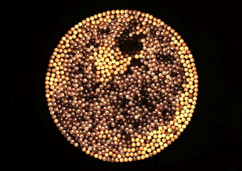 William Mackrell:1000 Candles