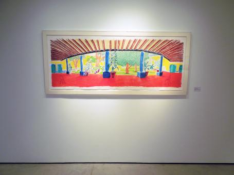 David Hockney:David Hockney | Hotel Acatlan