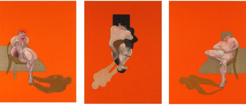 Francis Bacon:Triptych 1983