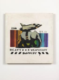 Banksy:Heavy Weaponry