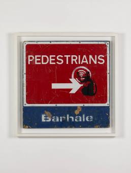 Banksy:Radar Rat