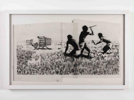 Banksy:Trolleys
