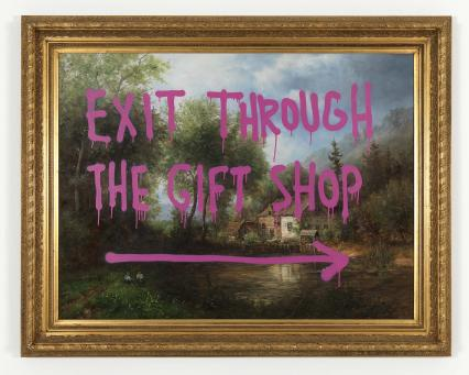 Banksy:Exit Through the Gift Shop
