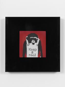 Banksy:Keep It Real