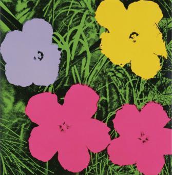 Andy Warhol:Flowers, F & S II.73