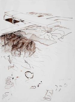 David Hockney:Swimming Pool