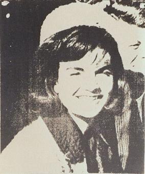 Andy Warhol:Jacqueline Kennedy I (Jackie I) F & S 11.13