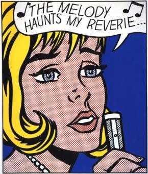Roy Lichtenstein:Reverie