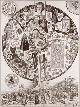Grayson Perry:Map of Nowhere