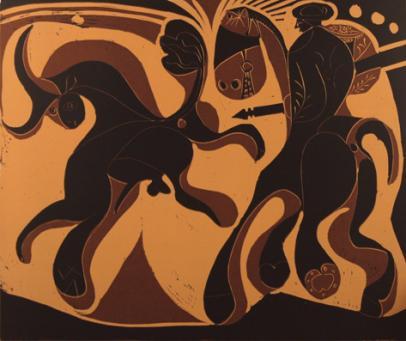 Pablo Picasso:Apres la Pique
