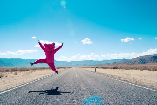 Paul Robinson:Jumping Bear