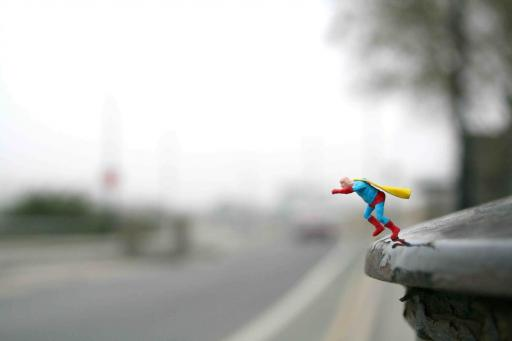 Slinkachu:Goodbye Metropolis