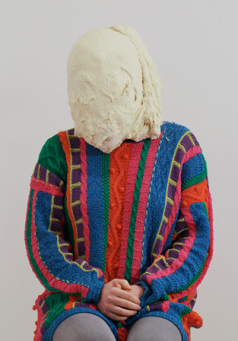 Soren Dahlgaard:Bethan, 20 (London Dough Portrait)