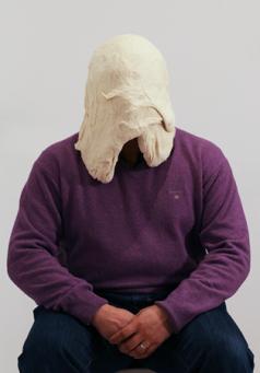 Soren Dahlgaard:Dawood, 35 (London Dough Portraits)