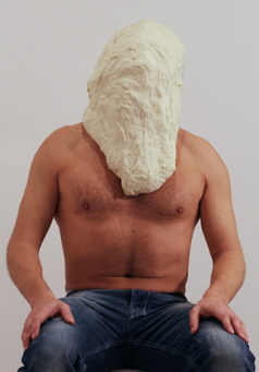 Soren Dahlgaard:James, 45 (London Dough Portrait)