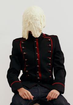 Soren Dahlgaard:Miguel, 21 (London Dough Portrait)