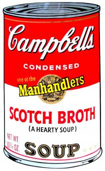 Andy Warhol:Campbell's Soup II, F & S II.55