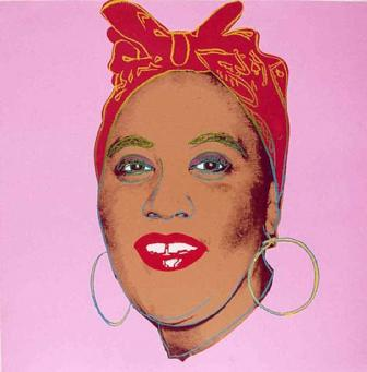 Andy Warhol:Mammy