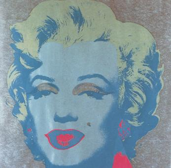 Andy Warhol:Marilyn Monroe (Marilyn), F & S II.26