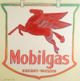 Andy Warhol:Mobil (Ads Suite) TP