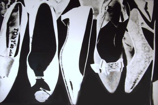 Andy Warhol:Unique Shoes